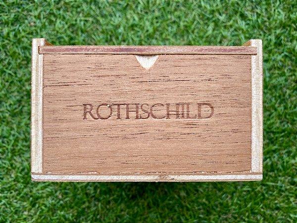 Charuto Leite & Alves Rothschild Besuki - Caixa com 15