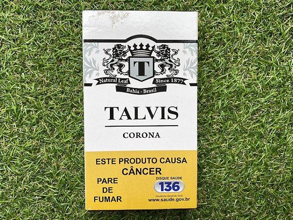 Charuto Talvis Corona Natural - Petaca Com 5