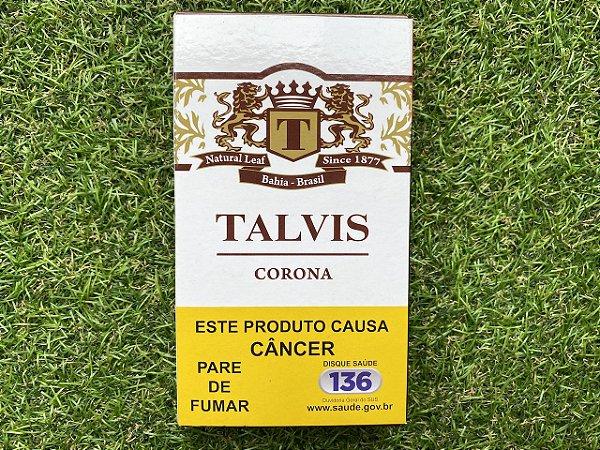Charuto Talvis Corona Chocolate - Petaca Com 5