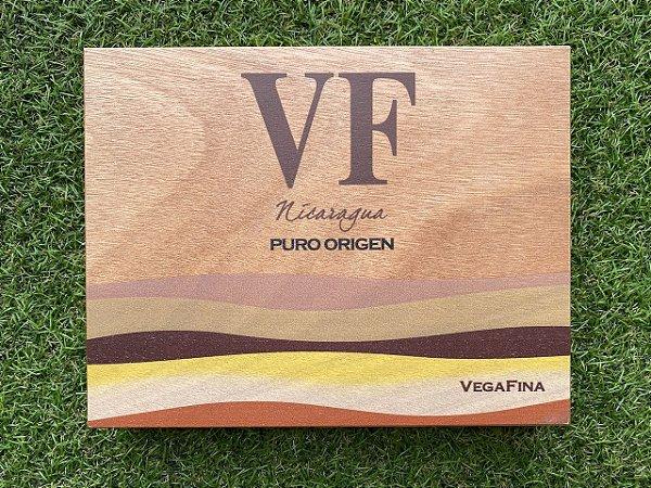 Charuto Vegafina Magnum Puro Origem Gran Piramide - Caixa com 10