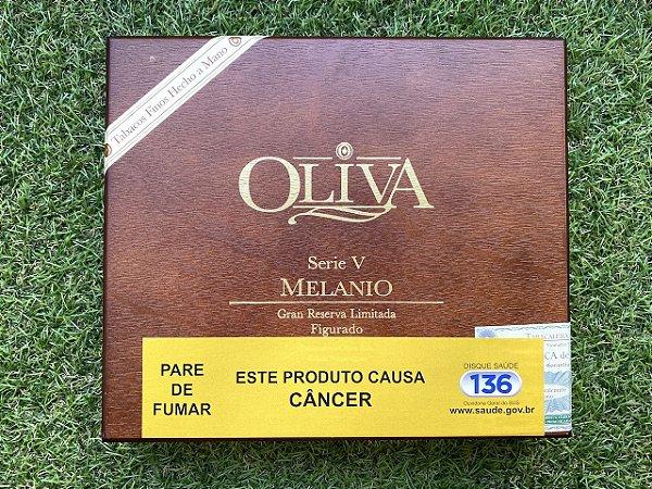 Charuto Oliva Serie V Melanio Gran Reserva Maduro Figurado - Caixa com 10