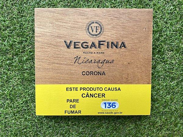 Charuto VegaFina Nicaragua Corona - Caixa com 10