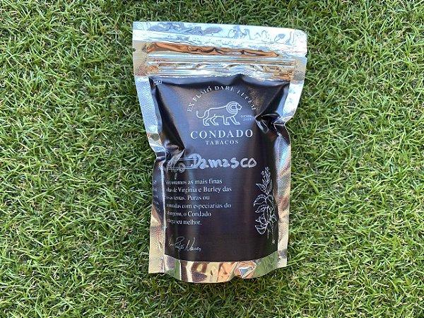 Tabaco Para Cachimbo Condado - Aço Damasco