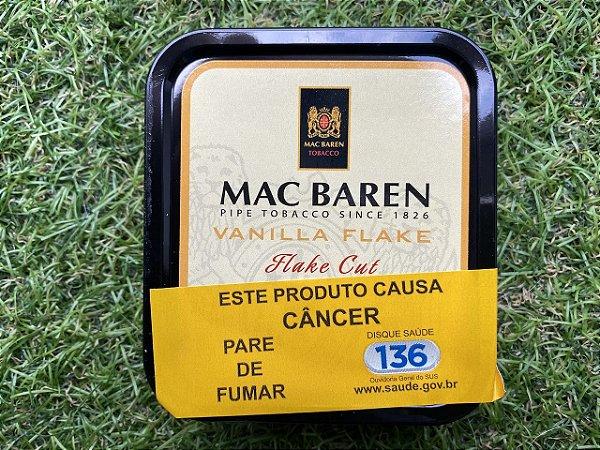 Tabaco Para Cachimbo Mac Baren - Vanilla Flake