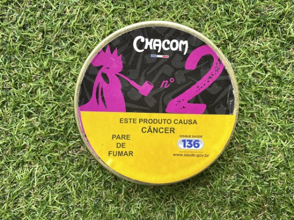 Tabaco para Cachimbo Chacom N2 - Aromático