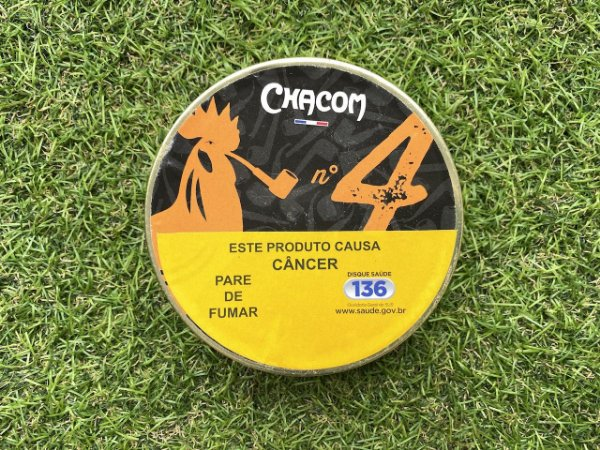 Tabaco para Cachimbo Chacom N4 - Vaper
