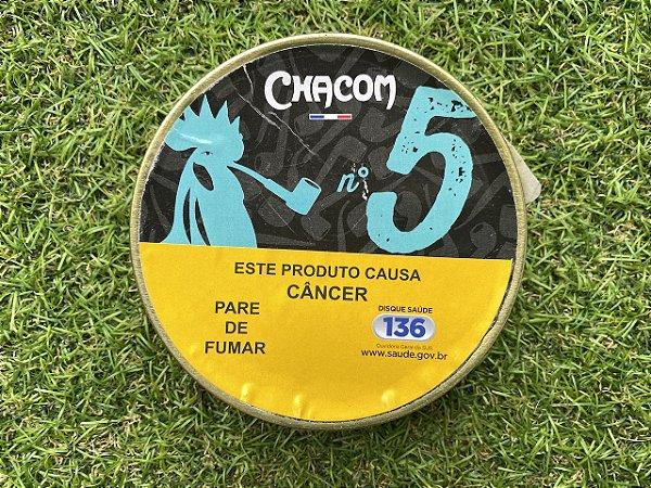 Tabaco para Cachimbo Chacom N5 - Mistura Inglesa