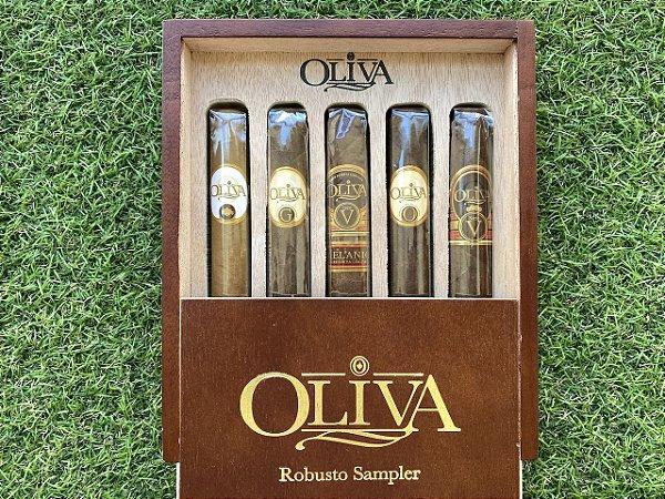 Charuto Oliva Robusto Sampler Box