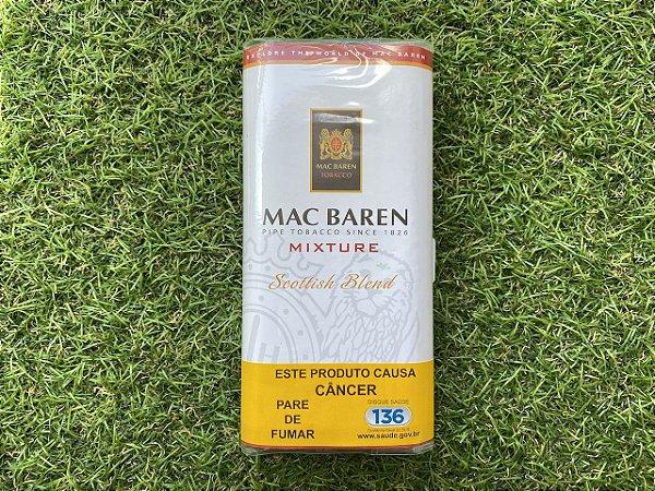 Tabaco Para Cachimbo Mac Baren Scottish Mixture - Mistura Escocesa 50g