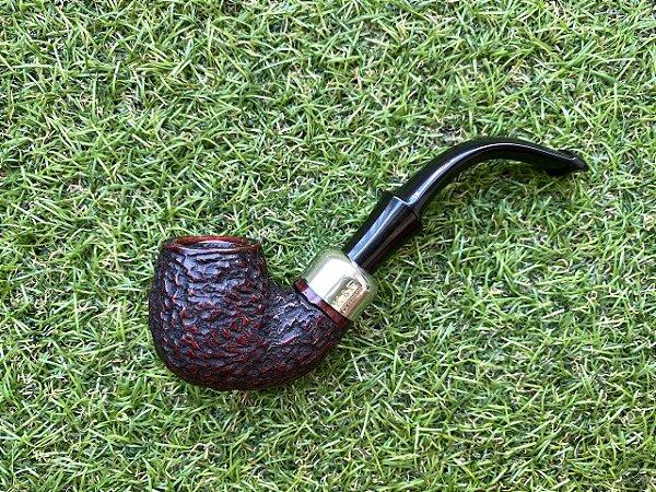 Cachimbo Peterson System Standard 317 Rustic P-Lip