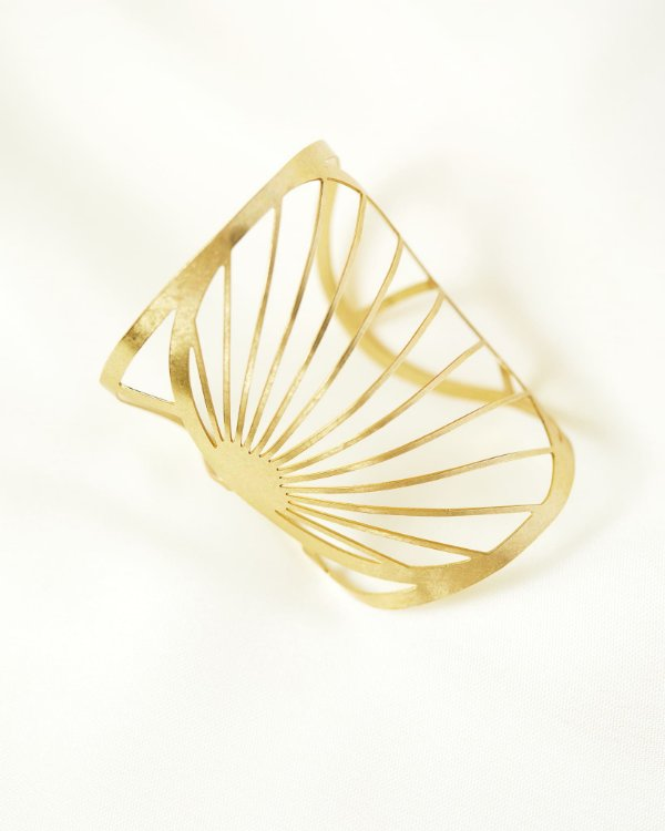 Bracelete Ray Of Light Dourado, Abi Project