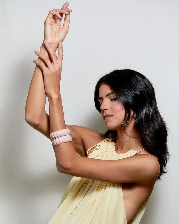 Bracelete Gomos Pétala - Lelê Saddi para LOOL