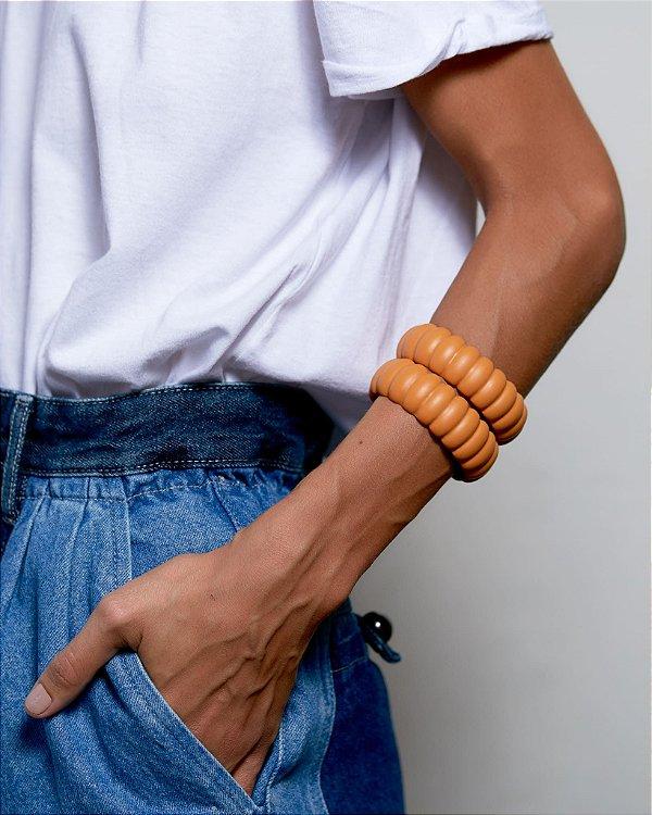 Bracelete Gomos Cabotiá - Lelê Saddi para LOOL
