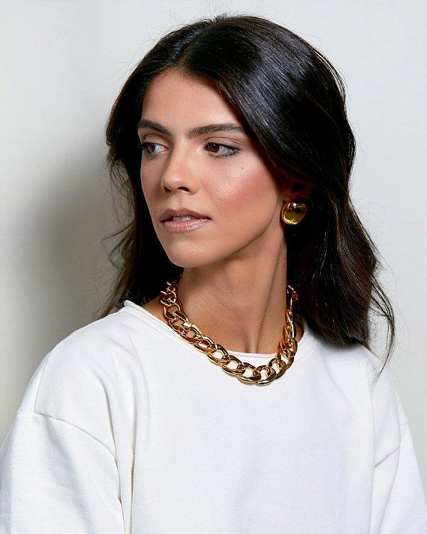 Colar Chain Básico - Rosana Bernardes