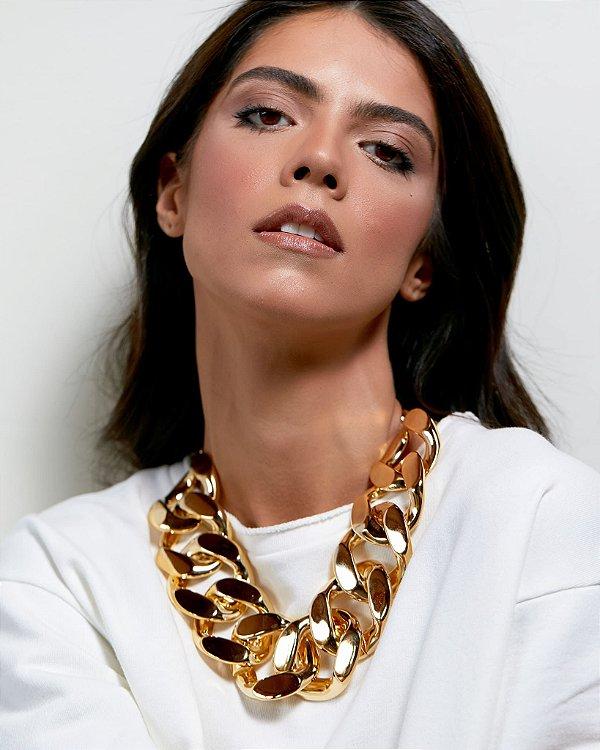 Colar Chain Big - Rosana Bernardes