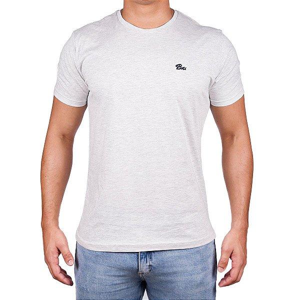 Camiseta Benefattore - Cinza Mescla