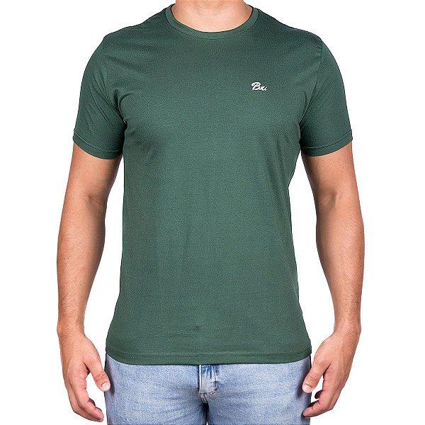 Camiseta Benefattore  - Verde Musgo