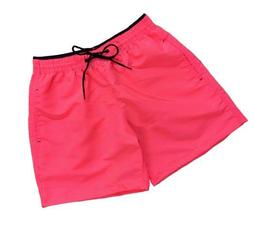 Short Neon Rosa