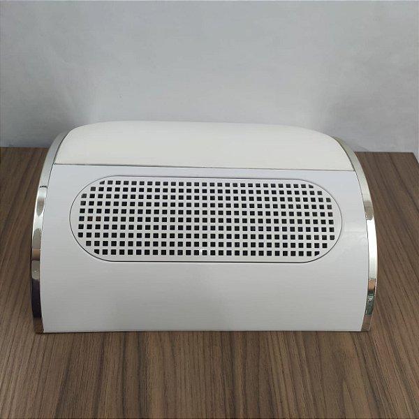 Coletor Sugador Aspirador 3 coolers unha em gel