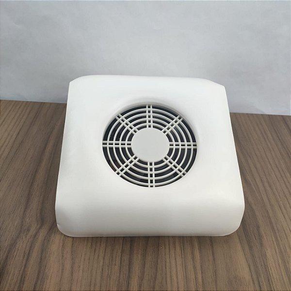 Coletor Sugador Aspirador 1 cooler unha em gel