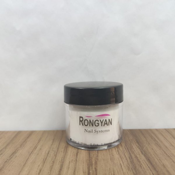 Pó acrílico Rongyan Clear/Transparente 20g