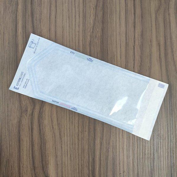 Envelope Para Esterilização com 50 unidades