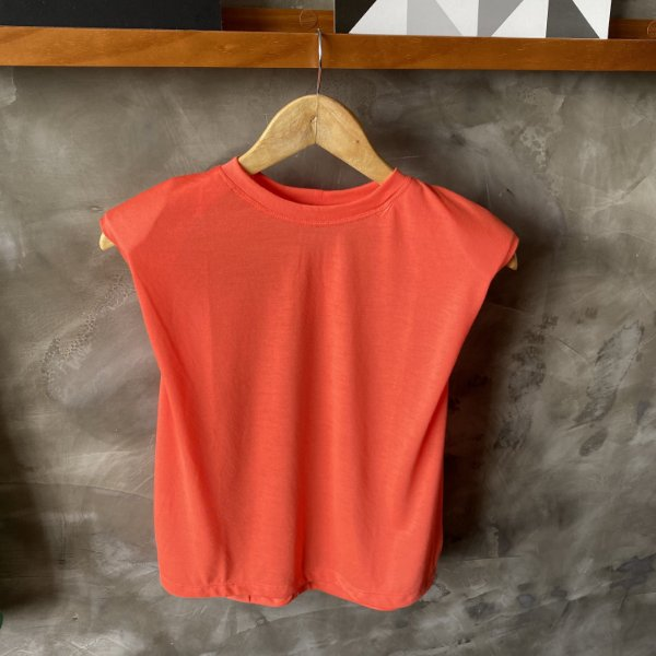 Tshirt Ombreira Coral