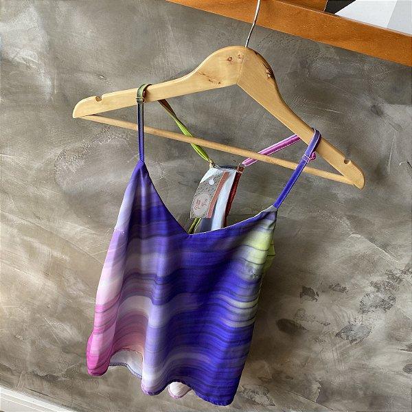 Regata Nadador Tie Dye