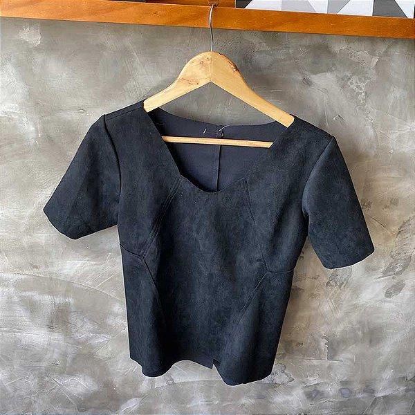Tshirt Suede Gola V