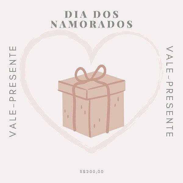 Vale Presente Dia dos Namorados