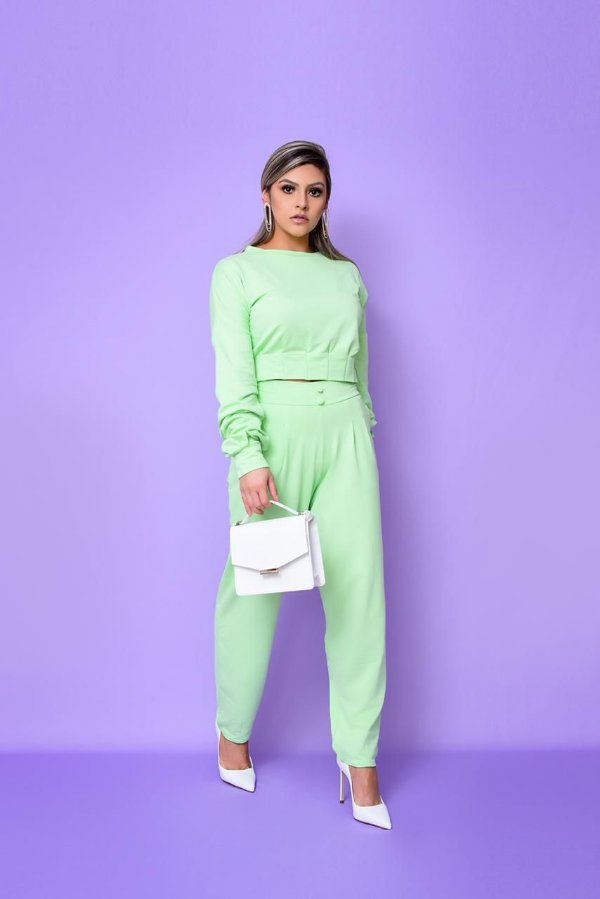 Conjunto Fashion Lima