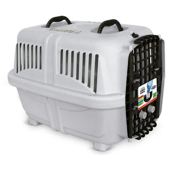 Caixa de Transporte N5 Cargo Kenel Plast Pet