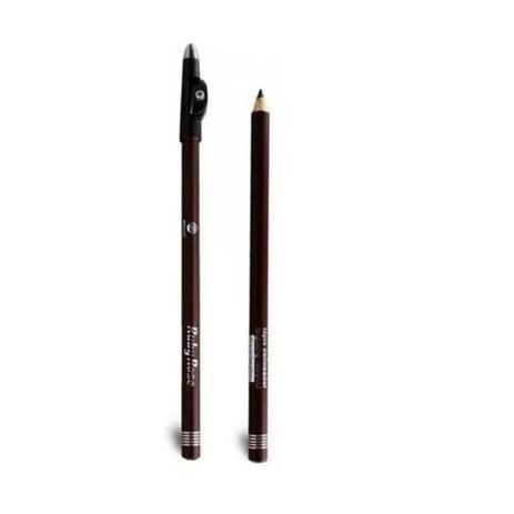 Lápis Delineador de Sobrancelhas com Apontador Ruby Rose HB-093 Cor 02