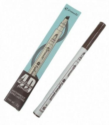 Caneta 4D Eyebrow Pencil - Dhermosa