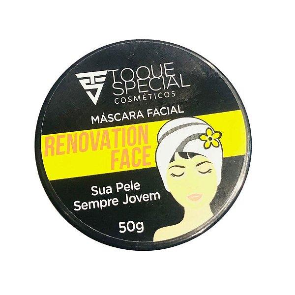 Mascara facial Renovation - Toque Special