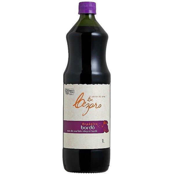Suco De Uva Orgânico Integral Bordô De Cezaro
