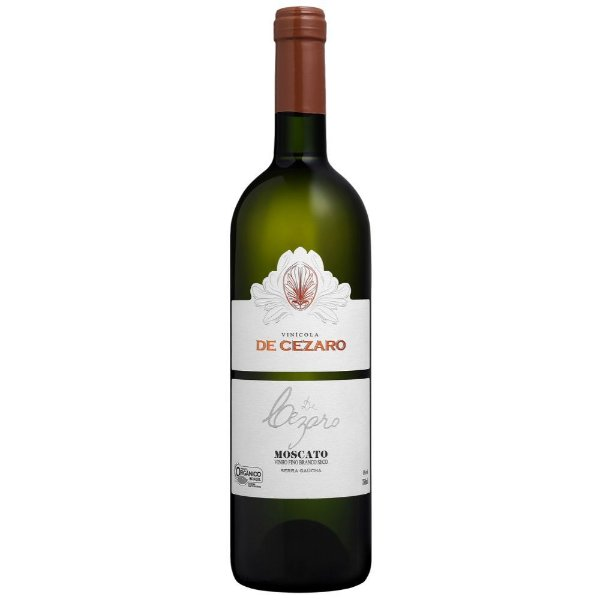 Vinho Orgânico Fino Moscato De Cezaro