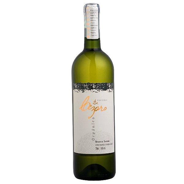 Vinho Orgânico Uva Branca Suave De Cezaro