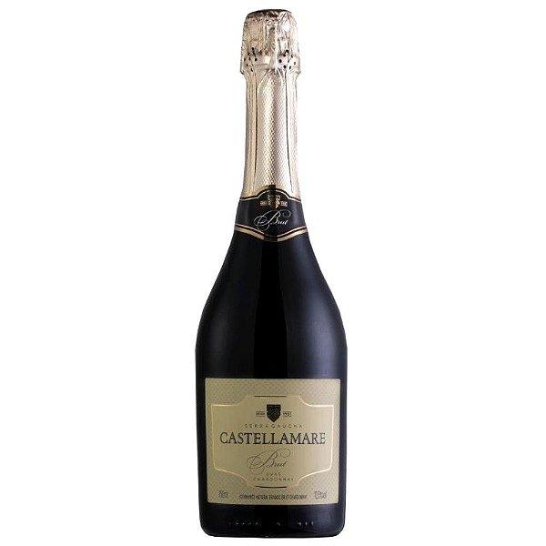 Espumante Brut Chardonnay Castellamare
