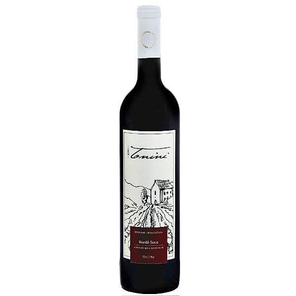 Vinho Bordô Seco Tonini