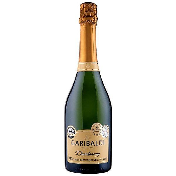 Espumante Brut Chardonnay Garibaldi