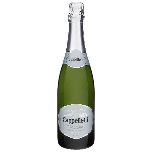 Espumante Moscatel Cappelletti