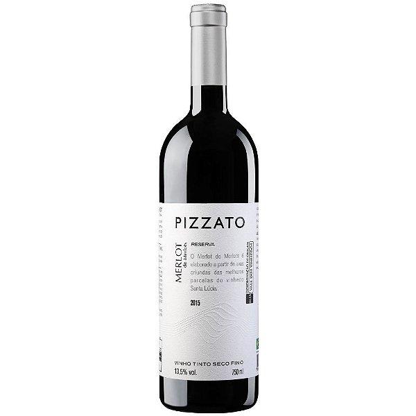 Vinho Merlot de Merlots Pizzato D.O.V.V