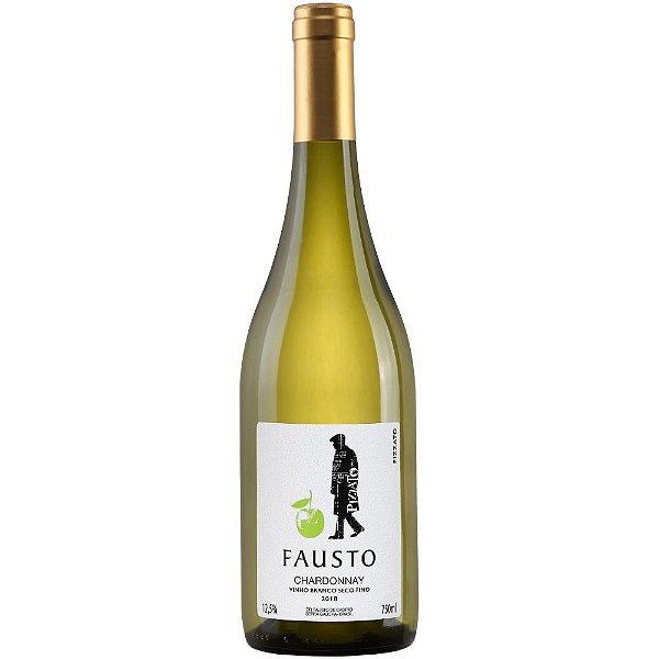 Vinho Chardonnay Fausto de Pizzato