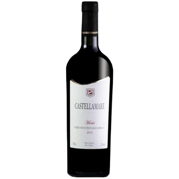Vinho Merlot Castellamare