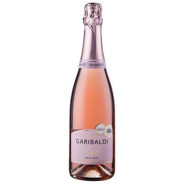 Espumante Brut Rosé Vero Garibaldi