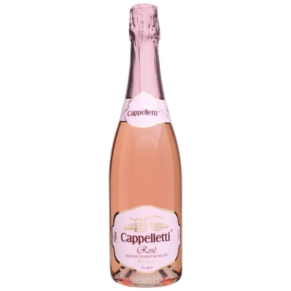 Espumante Brut Rosé Cappelletti