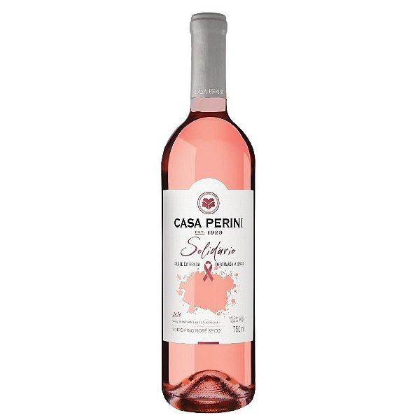 Vinho Rosé Solidário Casa Perini