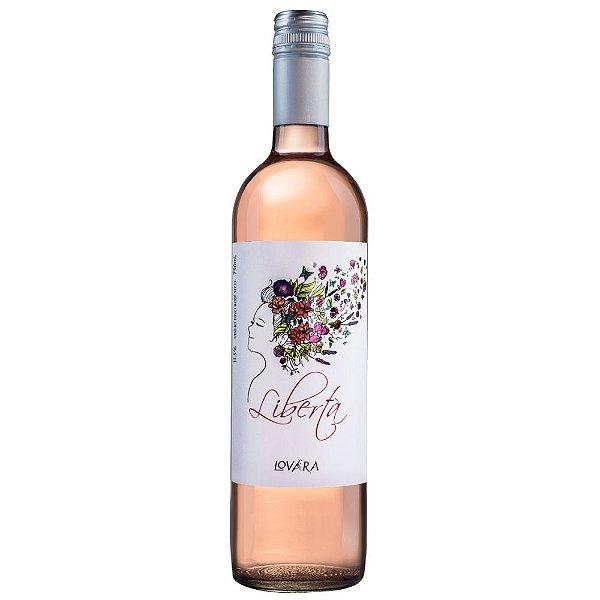 Vinho Rosé Libertá Lovara