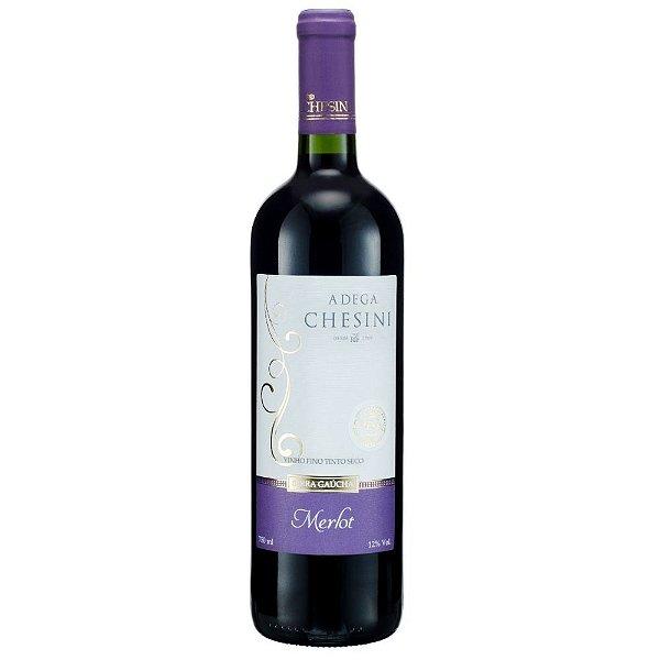 Vinho Merlot Chesini